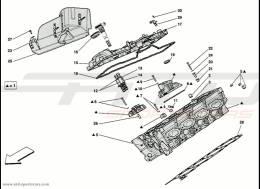 Ferrari 458 Speciale RH Cylinder Head