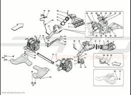 Ferrari 458 Speciale Exhaust System