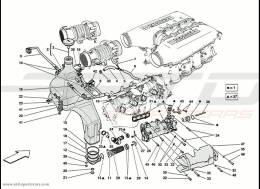 Ferrari 458 Speciale Lubrication System
