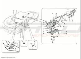Ferrari 458 Speciale Jacking System