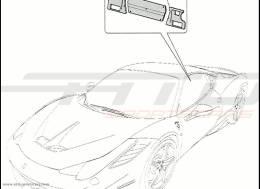 Ferrari 458 Speciale Insulations