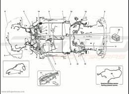 Ferrari 458 Speciale Main Wiring