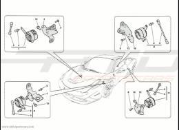 Ferrari 458 Speciale Electronic Suspension Management