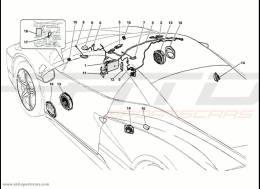 Ferrari 458 Speciale Stereo System