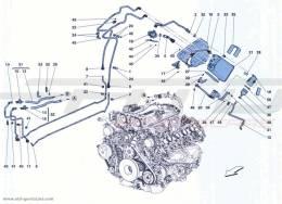 Ferrari California Turbo EVAPORATIVE EMISSIONS CONTROL SYSTEM