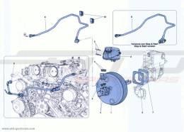Ferrari California Turbo SERVOBRAKE SYSTEM