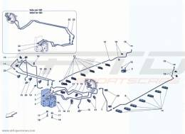 Ferrari California Turbo BRAKE SYSTEM
