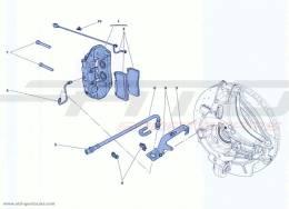 Ferrari California Turbo REAR BRAKE CALLIPERS
