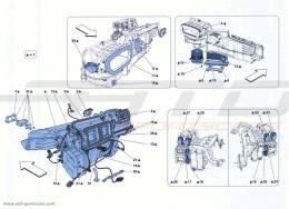 Ferrari California Turbo EVAPORATOR UNIT