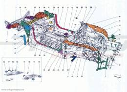 Ferrari California Turbo CHASSIS COMPLETION