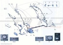 Ferrari California Turbo ELECTRIC ROOF: HYDRAULICS