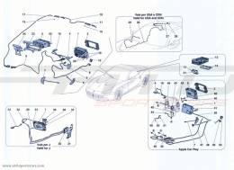 Ferrari California Turbo INFOTAINMENT SYSTEM
