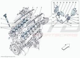 Ferrari F12 Berlinetta INJECTION SYSTEM - IGNITION