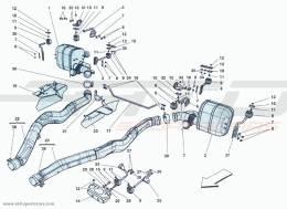 Ferrari F12 Berlinetta SILENCERS