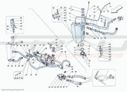 Ferrari F12 Berlinetta PLANT LUBRICATION: TANK