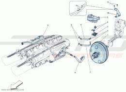 Ferrari F12 Berlinetta SYSTEM BOOSTER
