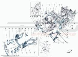 Ferrari F12 Berlinetta STRUCTURES AND ELEMENTS FRONT