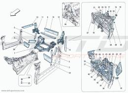 Ferrari F12 Berlinetta STRUCTURES AND ELEMENTS THE REAR