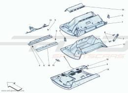Ferrari F12 Berlinetta DRAWER PLANK