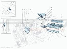 Ferrari F12 Berlinetta AIR-BAGS