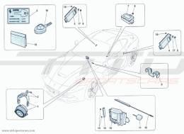 Ferrari F12 Berlinetta ANTI-THEFT