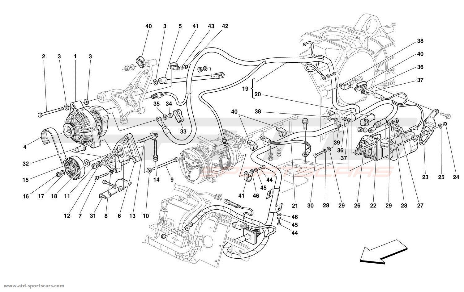 ferrari 360 spider electrical diagram  u2022 wiring diagram for