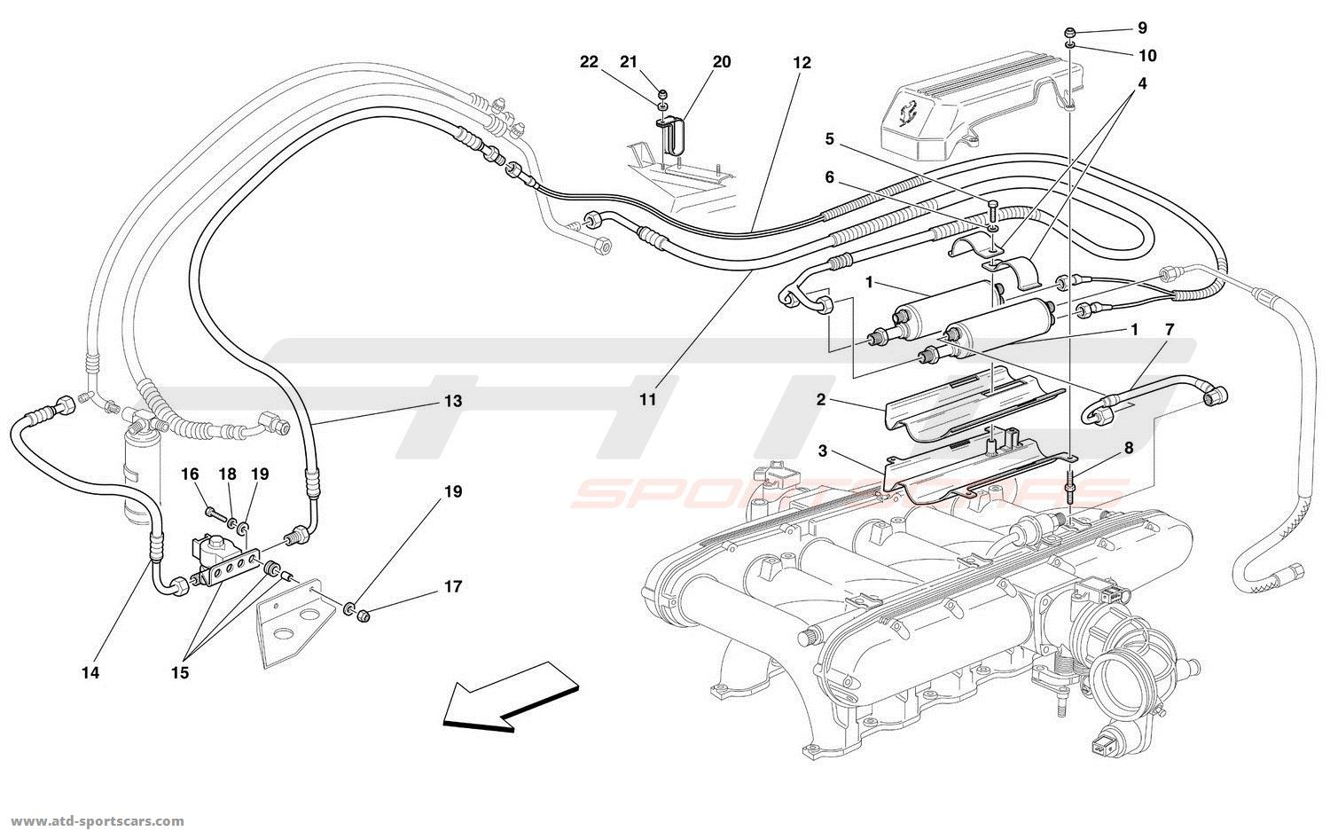 FUEL COOLING SYSTEM