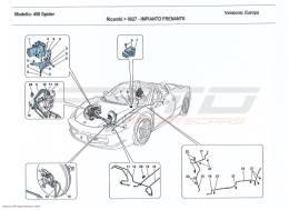 Ferrari 458 Spider BRAKE SYSTEM