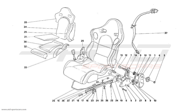 SPORTIVE SEAT