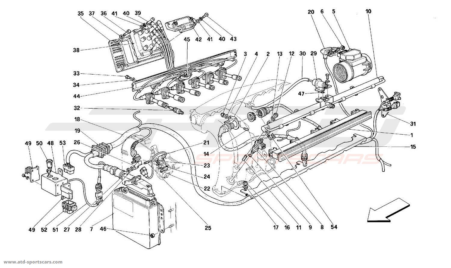 AIR INJECTION - IGNITION