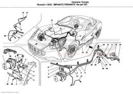 Ferrari California CRANKCASE