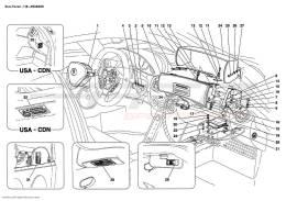 Ferrari Enzo AIR-BAGS