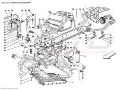 Ferrari Enzo AIR CONDITIONING SYSTEM