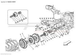 Ferrari Enzo CLUTCH CONTROLS