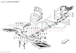 Ferrari Enzo COOLING SYSTEM