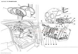 Ferrari Enzo DASHBOARD INSTRUMENTS