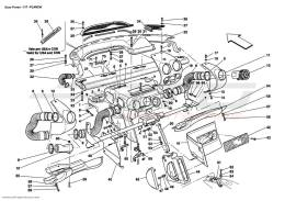Ferrari Enzo DASHBOARD