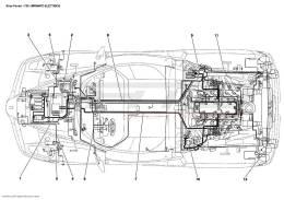 Ferrari Enzo ELECTRICAL SYSTEM