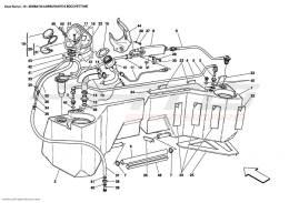 Ferrari Enzo FUEL TANKS AND UNION