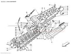 Ferrari Enzo L.H. CYLINDER HEAD