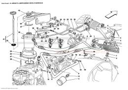 Ferrari Enzo LUBRICATION SYSTEM AND BLOW-BY SYSTEM