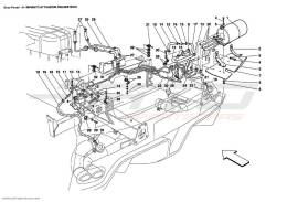 Ferrari Enzo PNEUMATICS ACTUATOR SYSTEM