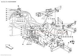 Ferrari Enzo REAR FRAME