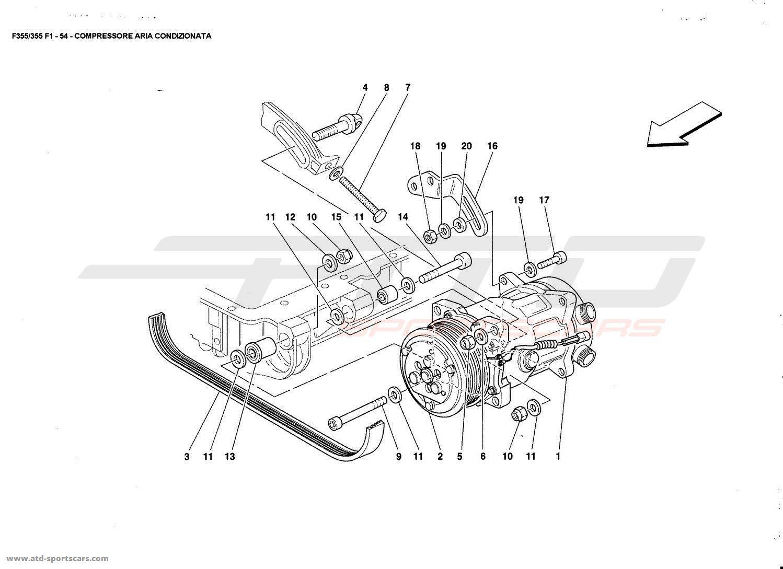 Ferrari Wiring Diagrams Schematic 456 Diagram 355 Trusted U2022 Symbols Chart