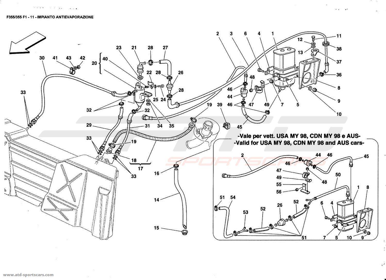 ferrari 612 fuse diagram html