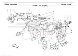 Ferrari F430 Scuderia DASHBOARD
