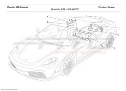 Ferrari F430 Scuderia INSULATIONS