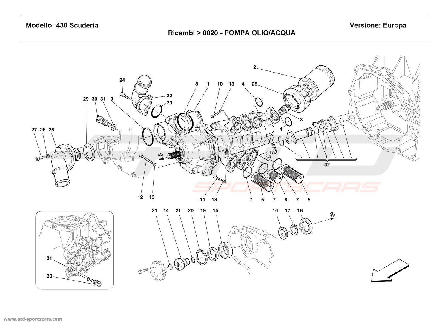 ferrari f430 engine diagram product wiring diagrams u2022 rh genesisventures us