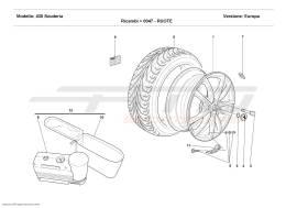 Ferrari F430 Scuderia WHEELS