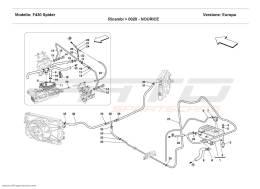 Ferrari F430 Spider COOLING - NOURICE